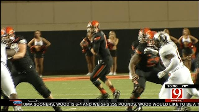 Wrapping Up OSU vs. Texas Tech, Report Cards