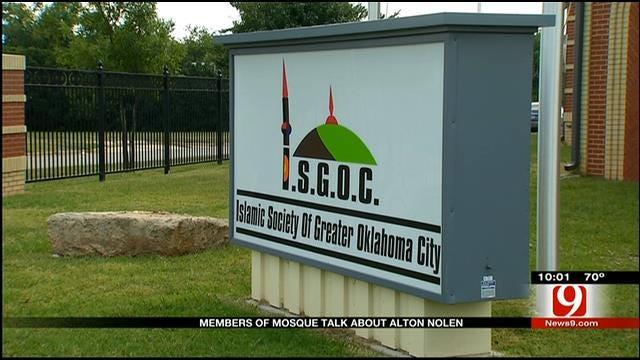 Members Of OKC Mosque Speak Out Against Alton Nolen