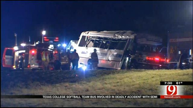 Four Texas Students Dead, Several Injured In Murray County Crash