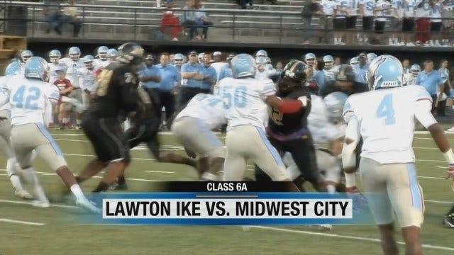 Midwest City Vs.Lawton Ike
