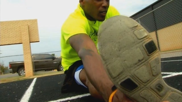 Altus Athlete To Begin US Olympics Team Training