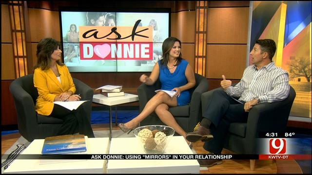 Ask Donnie: Using 'Mirrors' In Your Relationship