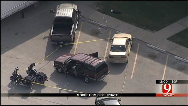 Police: Former Employee Beheaded Woman At Moore Workplace