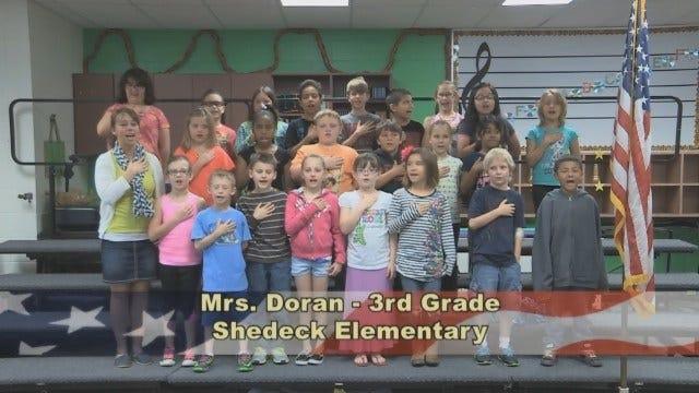 Mrs. Doran's 3rd Grade Class At Shedeck Elementary School