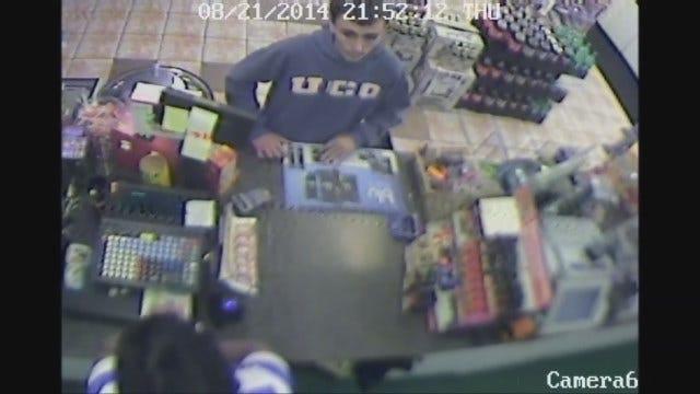 Prime Plaza Robbery 8/21/14