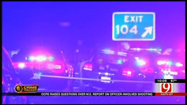 OCPD Raises Questions Over ME Report On Officer-Involved Shooting