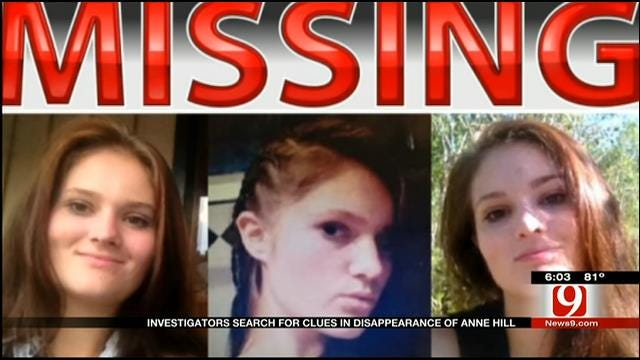 Investigators Search For Clues In Disappearance Of Anne Hill