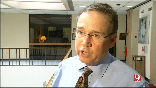 WEB EXTRA: OKC Police Chief Bill Citty Questions ME Report For Mark Salazar