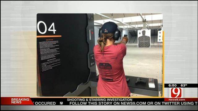 OKC Gun Range That Serves Alcohol To Open This Friday