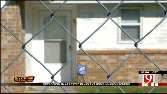 Metro Woman Arrested In Violent Home Invasion Scheme