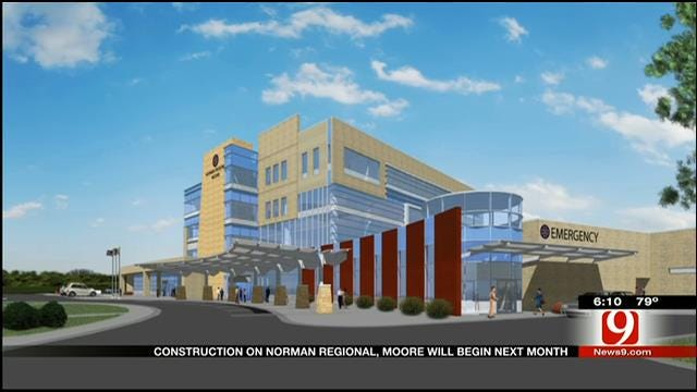 Construction On New Moore Medical Center To Begin
