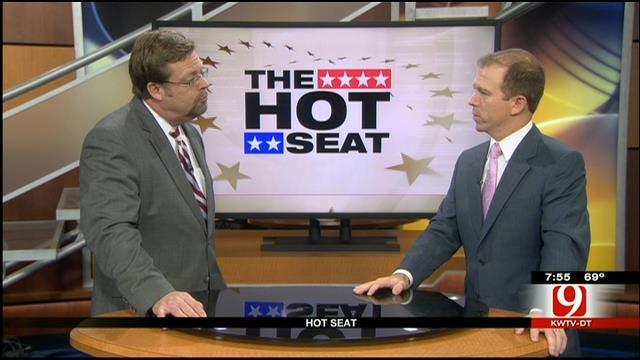 The Hot Seat: Rep. Aaron Stiles