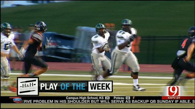 Week Three Play of the Week