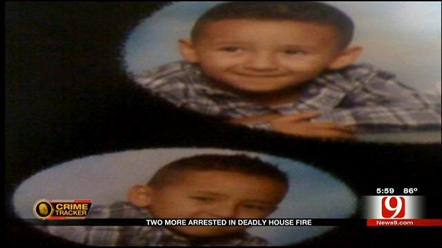 New Arrests In Arson, Robbery Case That Resulted In 7-Year-Old's Death