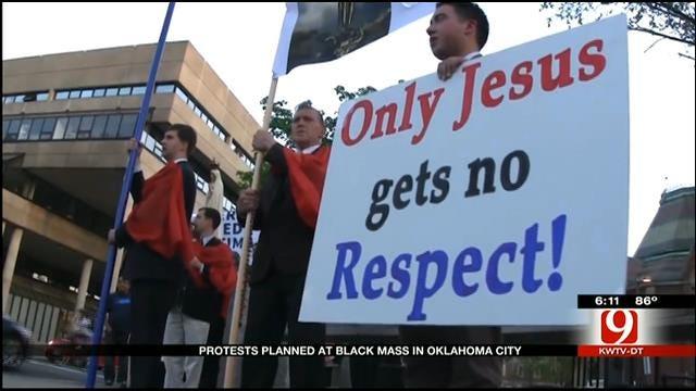 Group Creates Petition, Plans Protest For OKC Black Mass