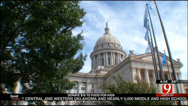 Lawsuit Could Delay OK Capitol Building Restoration Project