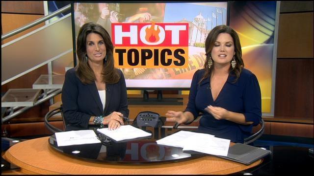 "HOT TOPICS: Arkansas School Bans ""Virginity Rocks"" T-shirt"