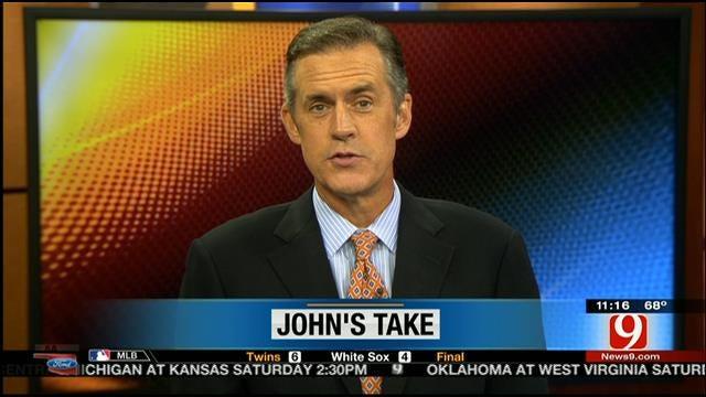 John's Take: Greg Norman Has A Close Call