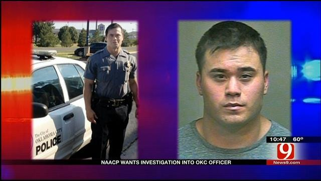 Oklahoma NAACP Calls For Federal Investigation Of Police Officer Accused Of Sex Crimes
