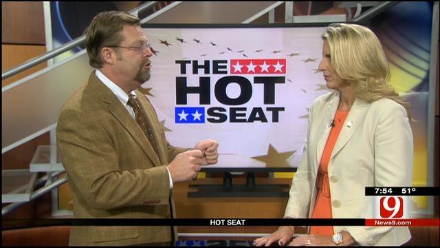 The Hot Seat: Senator AJ Griffin