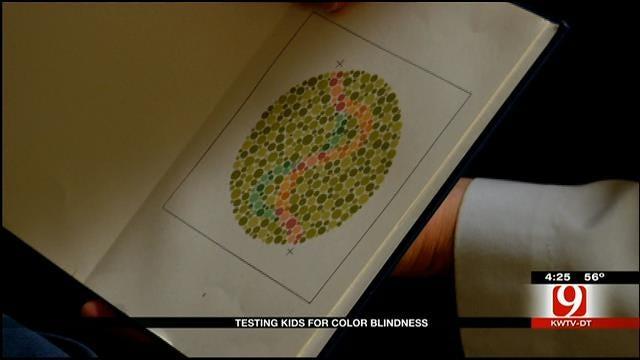 Medical Minute: Testing Kids For Color Blindness