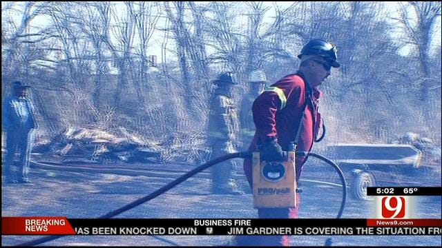 OCFD Prepares For Continued Rash Of Wildfires