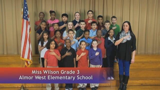 Miss Wilson Grade 3 Almor West Elementary School
