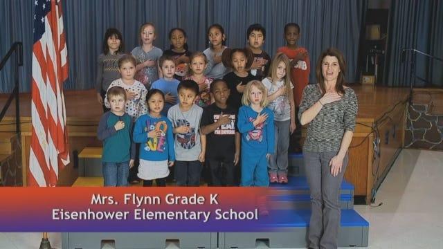 Mrs. Flynn Grade K Eisenhower Elementary School