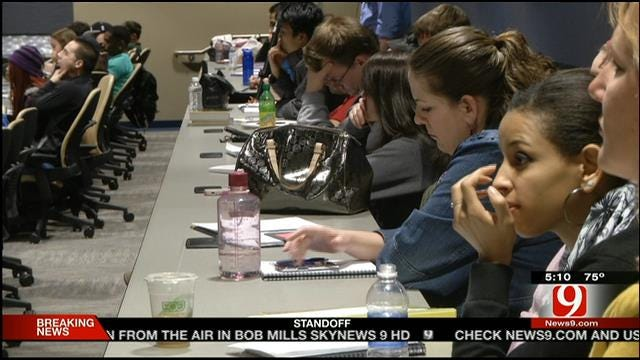 Human Trafficking Discussed At UCO