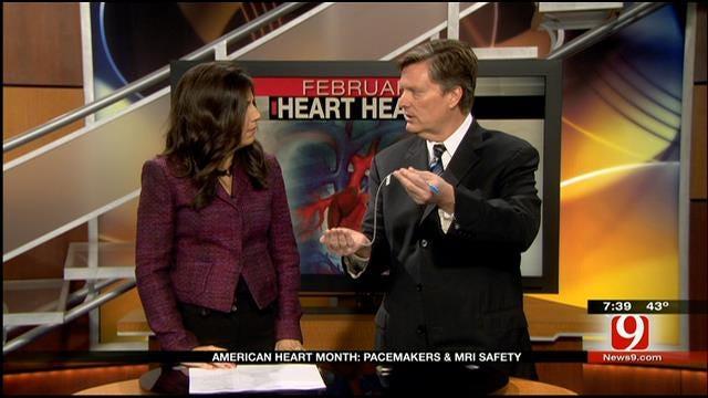 OK Heart Hospital Cardiologist Dr. Mark Harvey