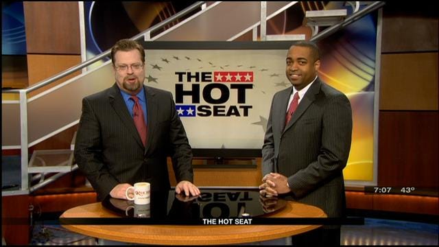 The Hot Seat: Jonathan Small
