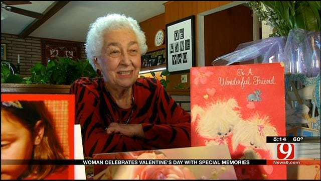 Great Grandmother Reflects On 83 Valentine's Days