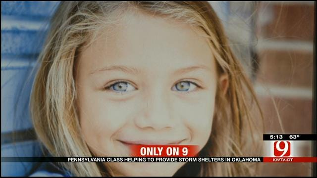PA Professor To Hold Class In Honor Of Moore Child Killed In Tornado