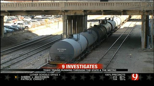 Recent Derailments, Deadly Explosions Have Crude Oil Rail Transport Under Scrutiny