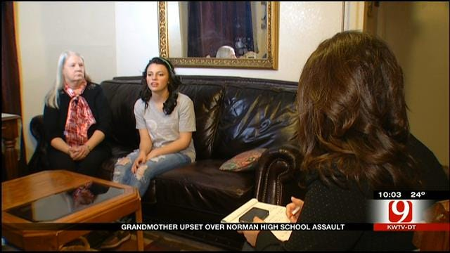 Norman Family Outraged With School District After Girl Fight