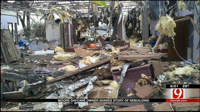 Moore Daycare Owner Reopens, Speaks At National Tornado Summit