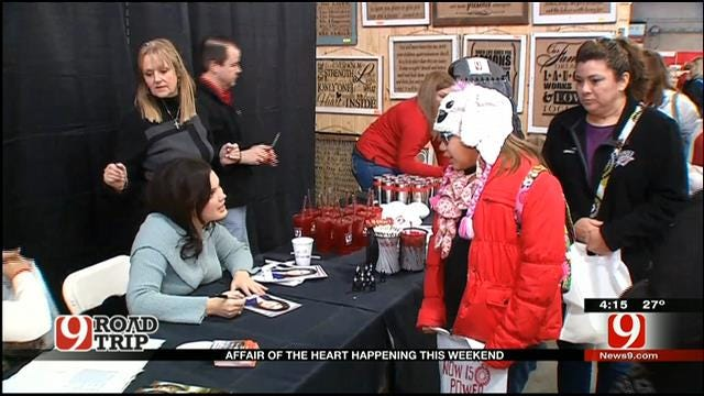 Lacie Lowry Meets Fans At Affair Of The Heart