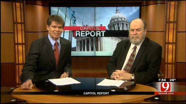 Capitol Report With Pat McGuigan