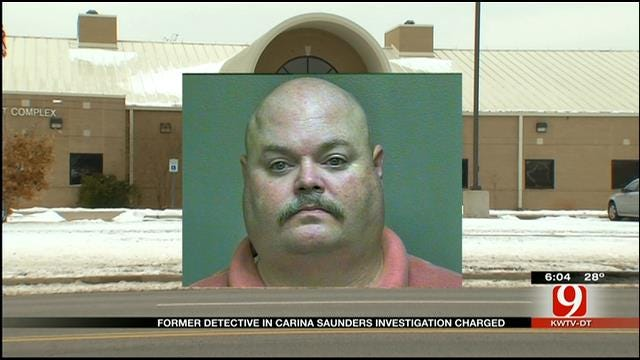 Former Bethany Cop Arrested On 10 Felony Drug Charges