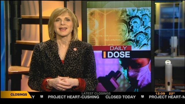 Daily Dose with Dr. Mary Ann Bauman