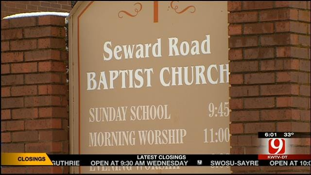 Child Porn Charges Filed Against Guthrie Sunday School Teacher