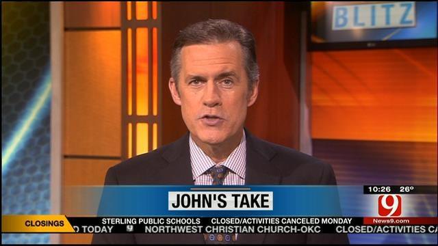 John's Take: OSU Basketball In Tough Spot