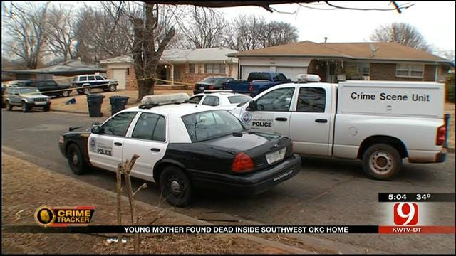 SW OKC Neighborhood In Shock After Mother Found Dead Inside Home
