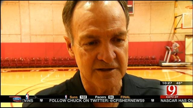 No. 23 Oklahoma Looking For More Against Iowa State