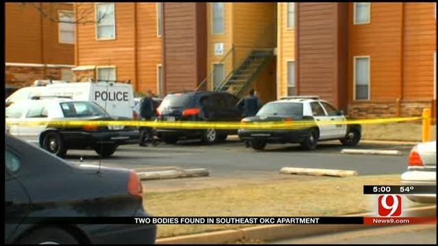 Police Rule Out Foul Play After Bodies Found In SE OKC