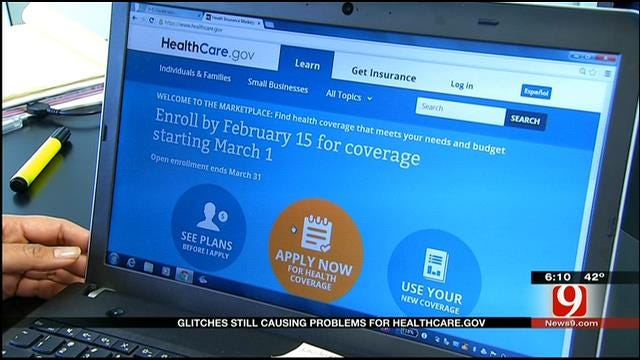 As Deadline Approaches, ObamaCare Navigators Help The Uninsured In OK