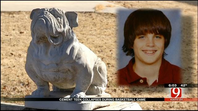 Cement Freshman Collapses During Basketball Game, Later Dies