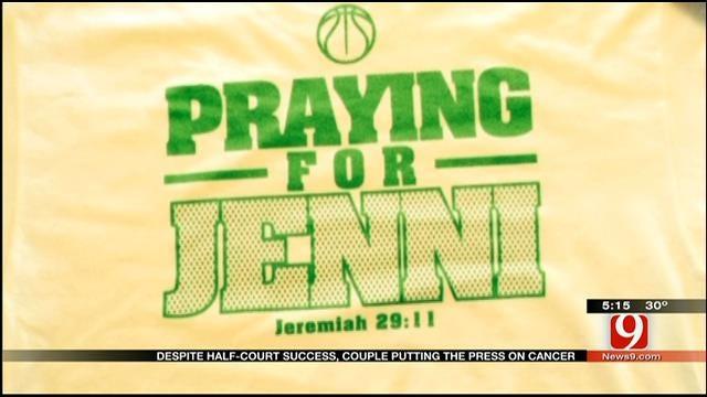 Half Court Shot Winner Prays For More Good Fortune