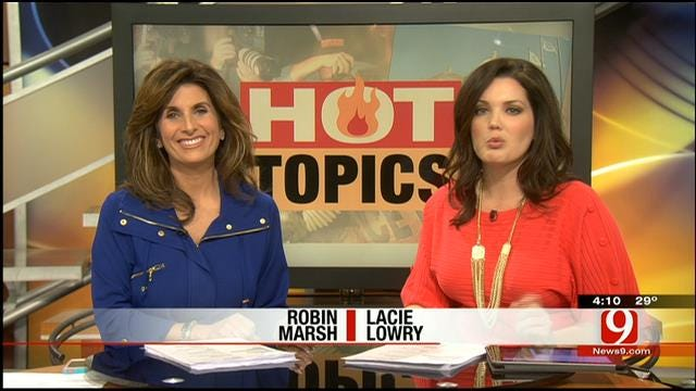 Hot Topics: Woman Quitting Job In A Superbowl Commercial