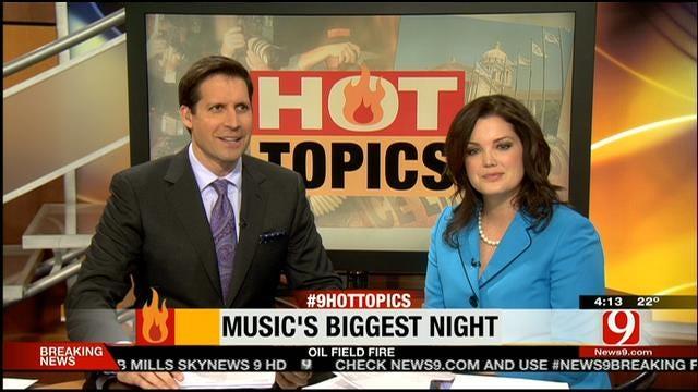 Hot Topics: Grammy Awards Wrap Up